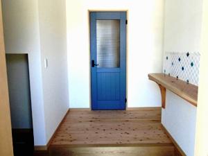ブルーの扉